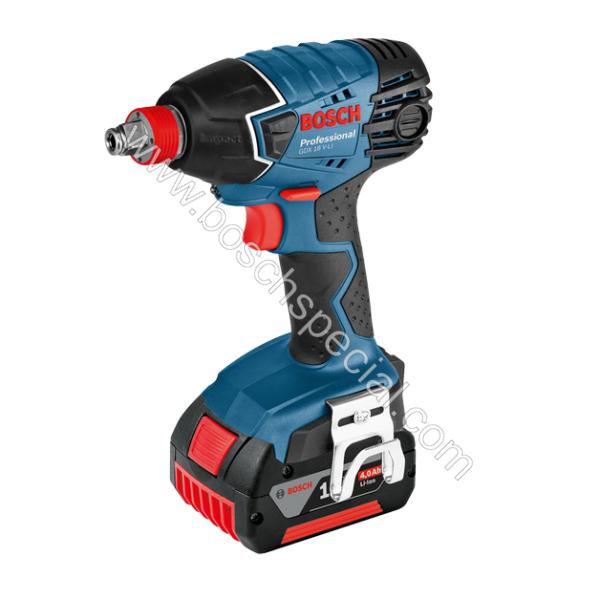 آچار پیچگوشتی ضربهای شارژی GDX 18 V-LI Professional بوش Bosch