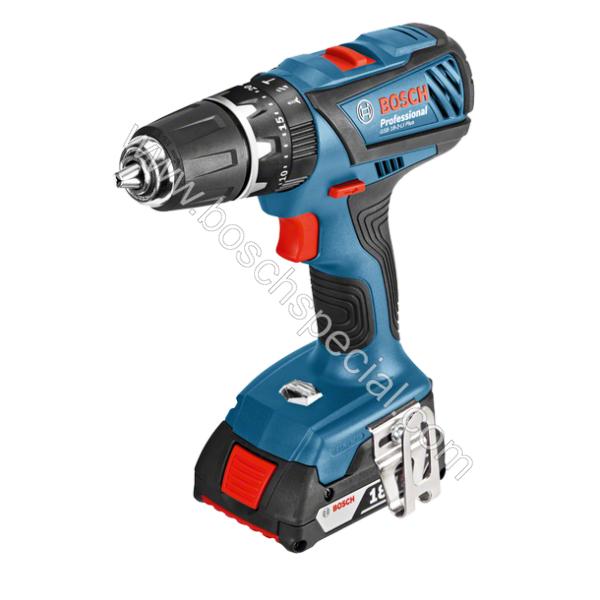 ابزار ترکیبی شارژی GSB 18-2-LI Plus Professional بوش Bosch