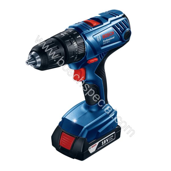 ابزار ترکیبی شارژی GSB 180-LI Professional بوش Bosch
