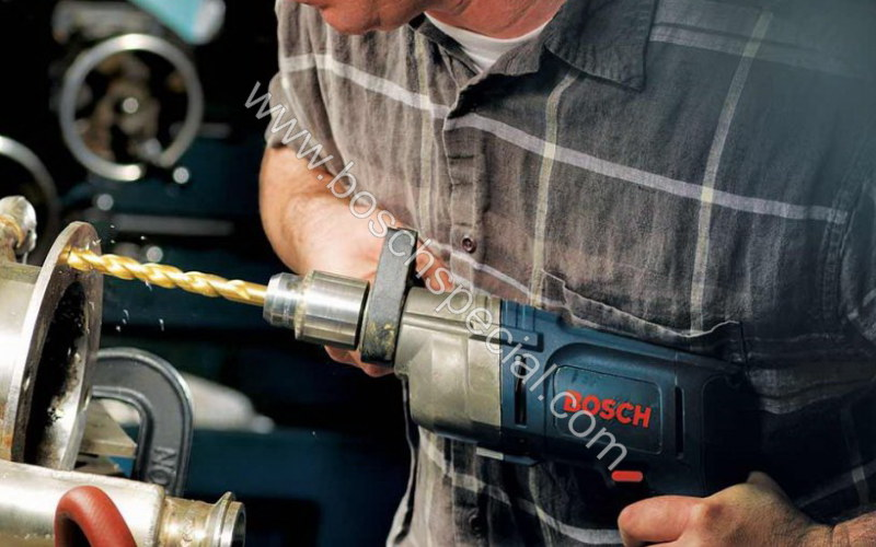 تعمیر ابزار آلات بوش Bosch
