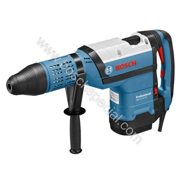 دریل بتن کن با SDS-max بوش GBH 12-52 DV Bosch