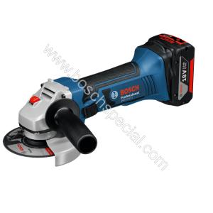 سنگ شارژی بوش GWS 18 V-LI Professional بوش Bosch