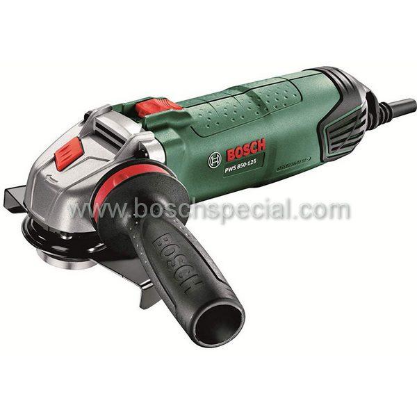مینی فرز PWS 850-125 بوش Bosch